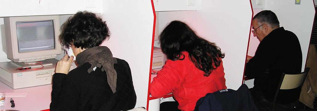 Laboratoire analyse sensorielle