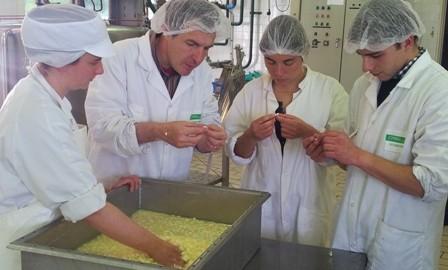 Formation courte production fermiere