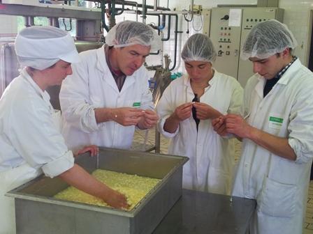La Formation Courte Dans La Production Fermiere Cfppa D Aurillac